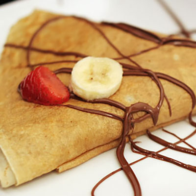 Crepe Escape at Lonsdale Quay Market