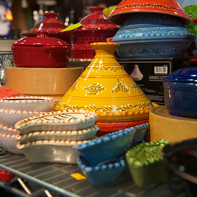 Essential Kitchenware at Lonsdale Quay Market