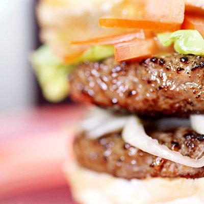 Dex Gourmet Burgers at Lonsdale Quay Market
