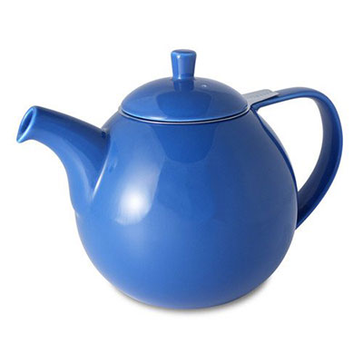 Blue Teapot at Lonsdale Quay Market