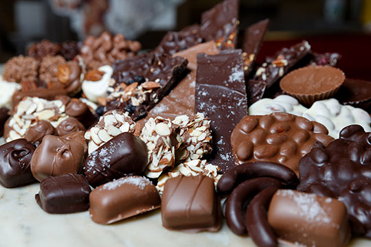 Olde World Confections in North Vancouver