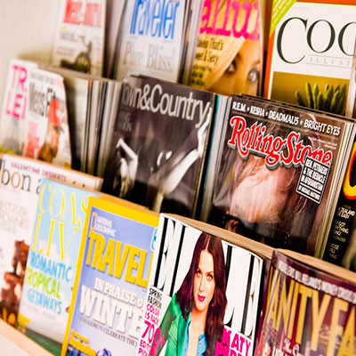 Quay News & Magazines at Lonsdale Market