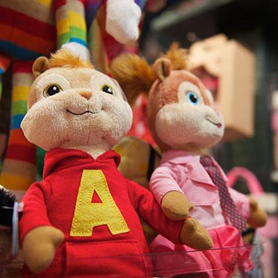 Toy Castle at Lonsdale Quay Market