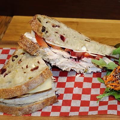 Seb's Sandwich Shop