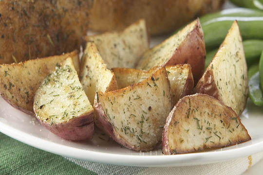 garlic-and-herb-oven-roasted-potatoes