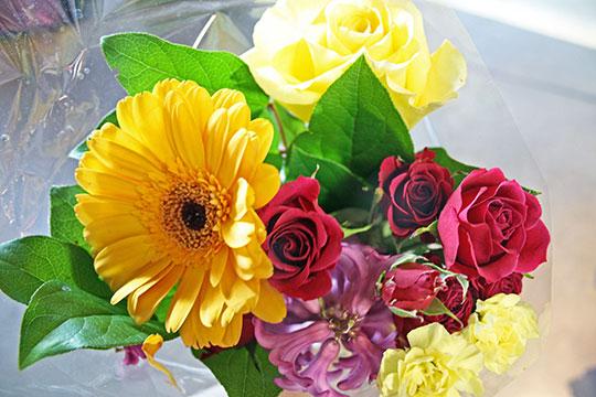 Flower Arrangement from Margitta's Flowers