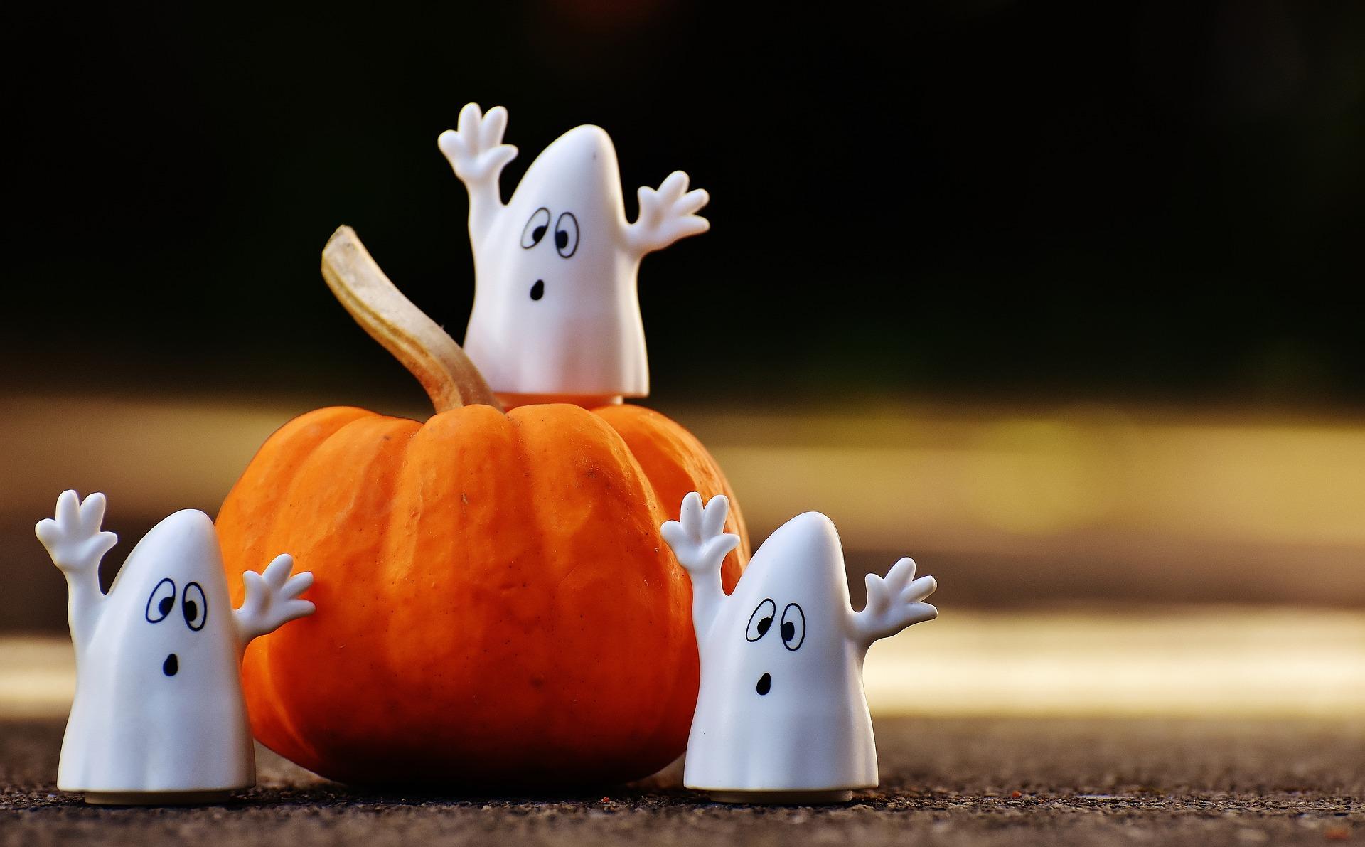 Halloween at the Market