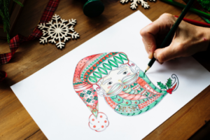 Kids Holiday Crafts