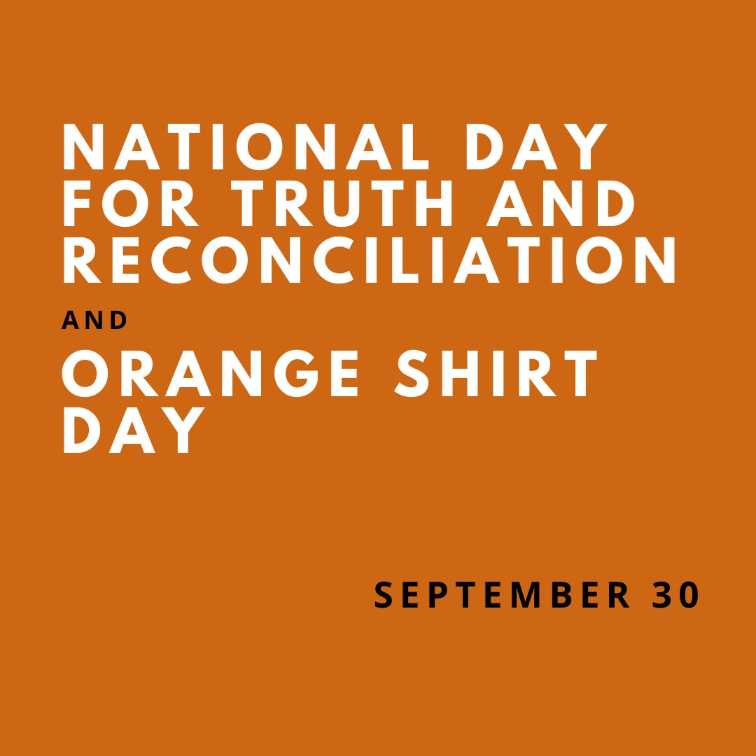 National Day for Truth and Reconciliation Orange Square